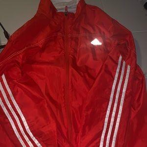 Adidas Track Runner Windbreaker Jacket